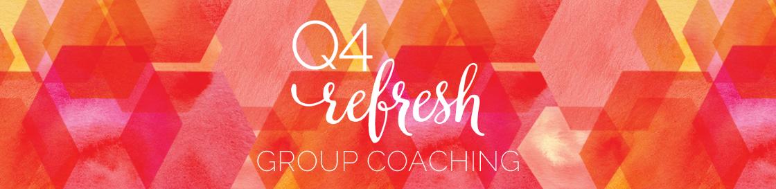 Q4 Refresh