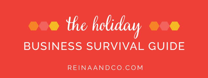 the holiday business survival guide
