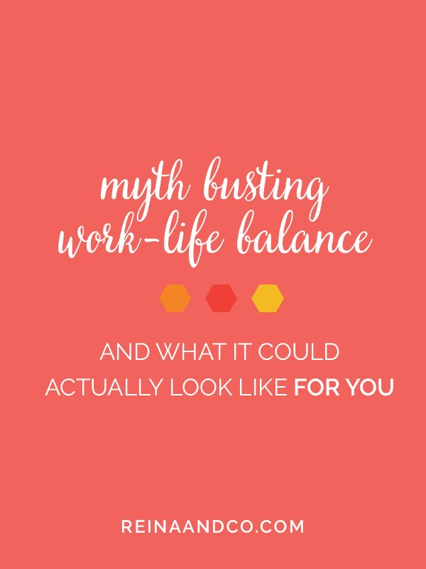 What You Need to Know About Work Life Balance
