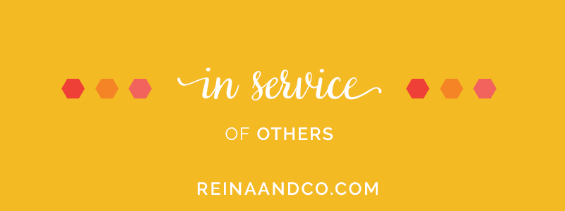 In Service of Others