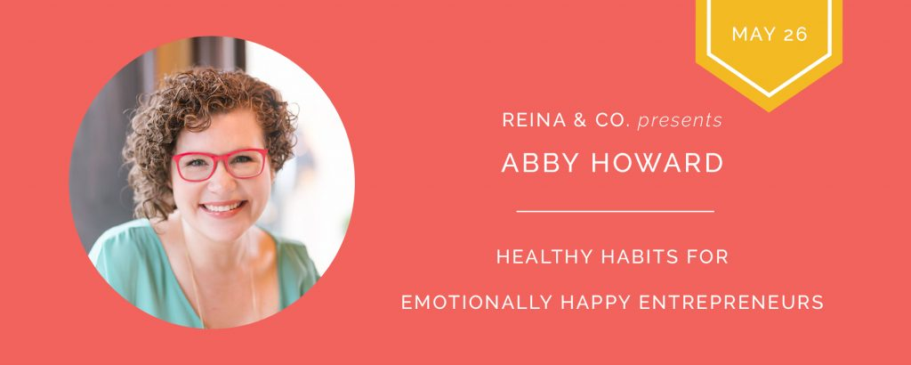 Abby Howard Webinar Banner