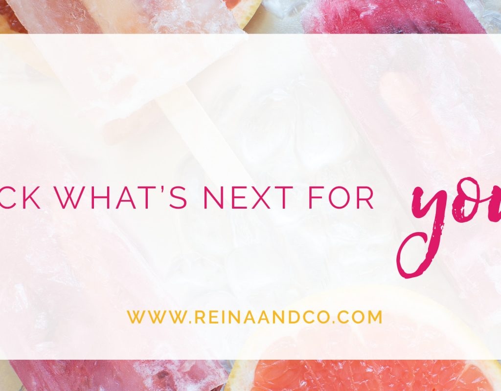 How to Pick What's Next for Your Biz