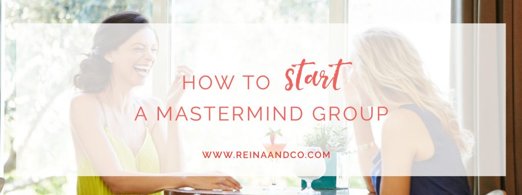 How To Start A Mastermind