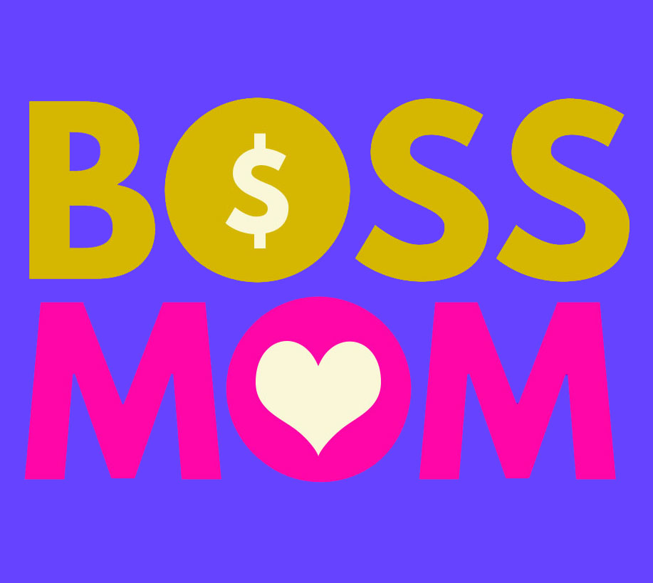 BossMomLogoDark