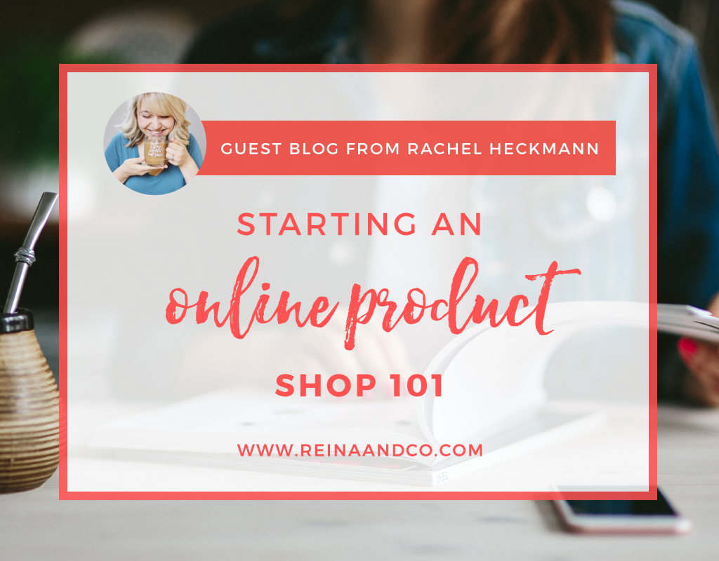 Starting an Online Product Shop 101