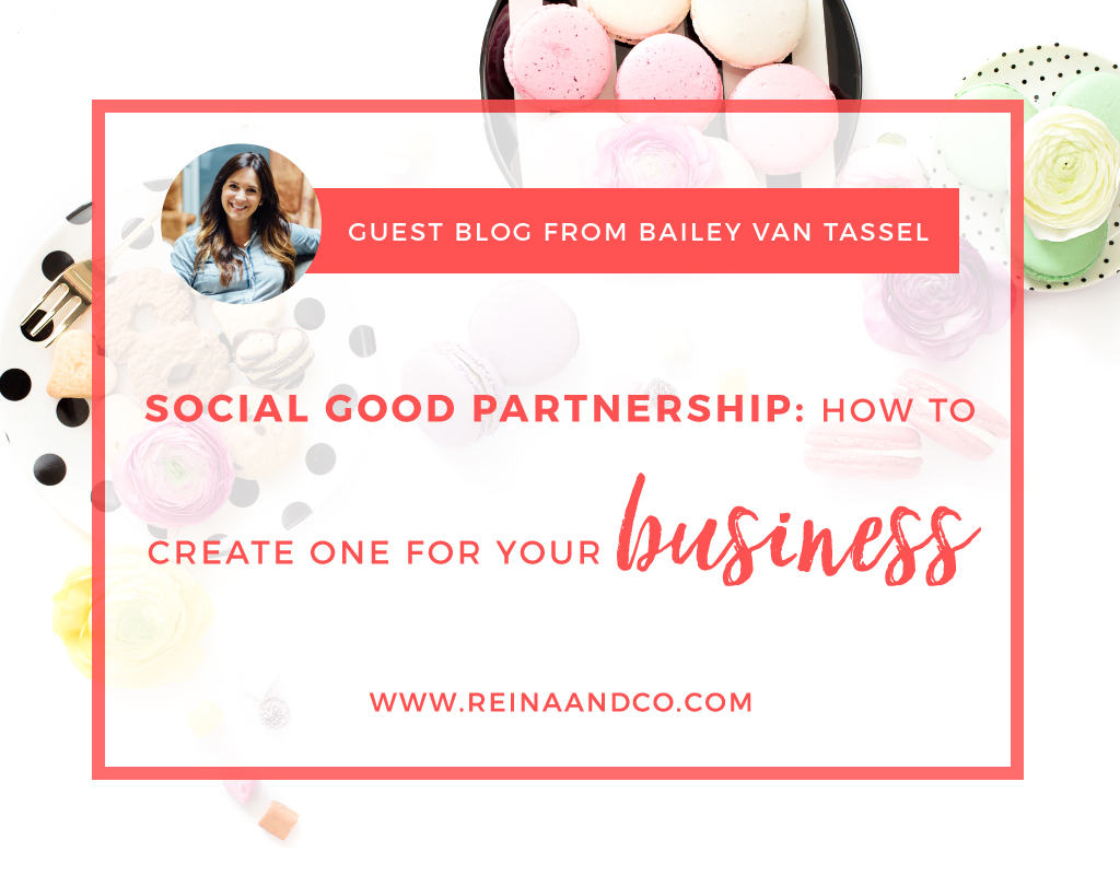 Social Good Partnership: How to Create One for Your Business