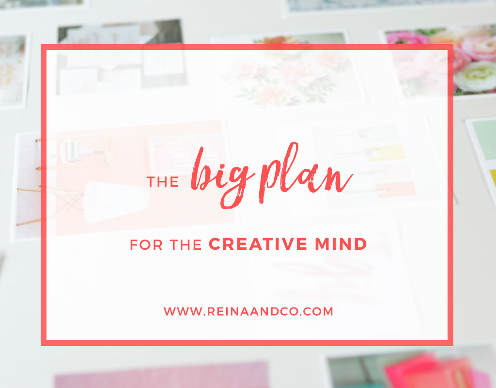 Why I wrote a book: The Big Plan for the Creative Mind Journey