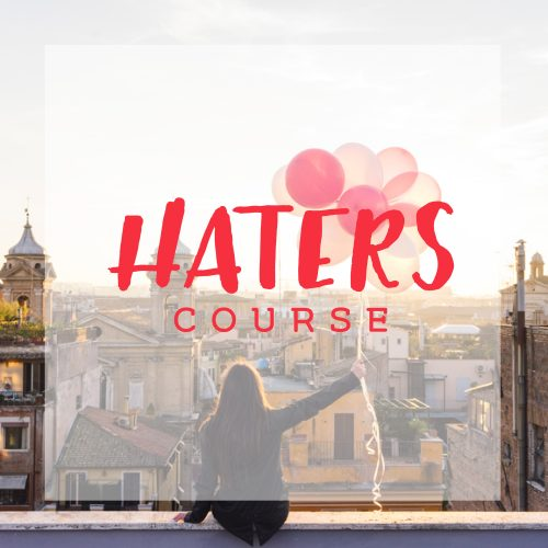 Haters Course